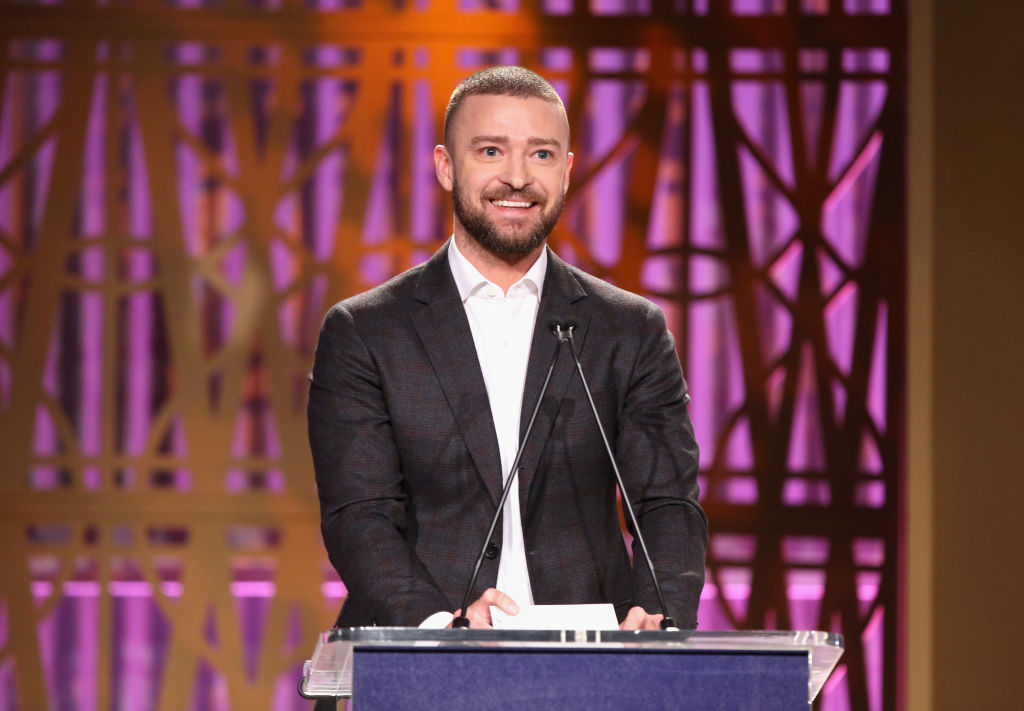 Justin Timberlake anuncia su nuevo álbum Man of the woods