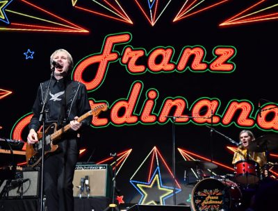 Escucha la nueva canción de Franz Ferdinand: Feel the Love Go