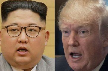 En Brasil hicieron una campaña de condones con Trump y Kim Jong-Un
