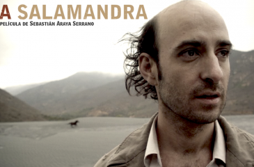 Estrenaron la película La Salamandra