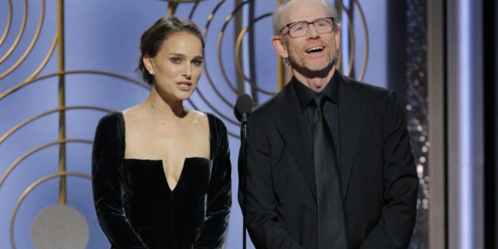 Natalie Portman debuta en Instagram gracias al movimiento Time's Up