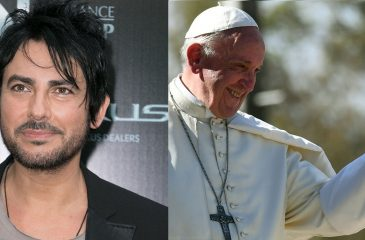 Beto Cuevas agradece al Papa por citarlo en su discurso en Maipú