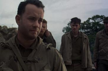 Fanático editó Salvando al Soldado Ryan y sacó a todos los hombres de la película