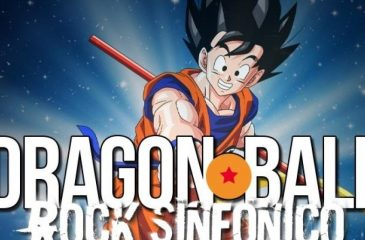 Llega a Chile Dragon Ball Rock Sinfónico
