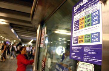 Convocan a marcha por alza de $20 en el Transantiago y Metro de Santiago