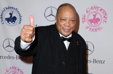 Quincy Jones ofreció disculpas por sus deslenguadas entrevistas recientes