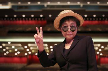 18 de febrero: ¡Feliz cumpleaños Yoko Ono!