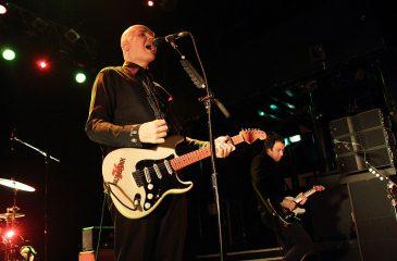 Billy Corgan revela el set de canciones de la reunión de The Smashing Pumpkins