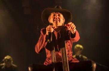 Babasónicos tocará en el Teatro Coliseo de Santiago