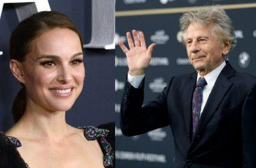 "Natalie Portman ""lamenta mucho"" haber apoyado a Roman Polanski"
