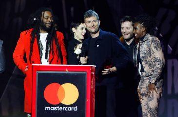 Conoce a los ganadores de los Brit Awards 2018