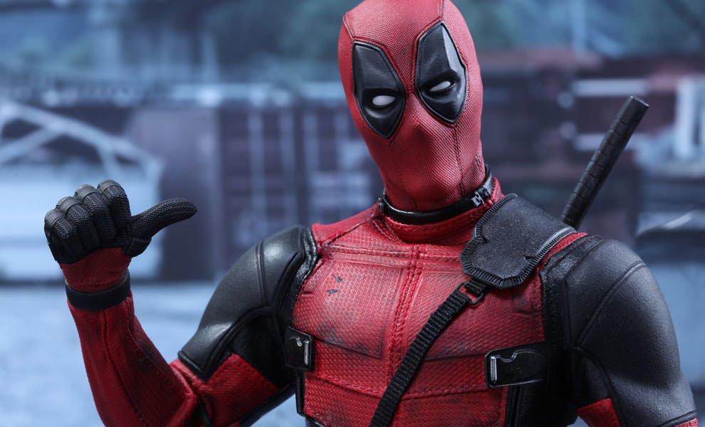 Deadpool al más puro estilo de Flashdance en nuevo póster