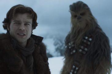 Lanzan el primer trailer de la película de Han Solo