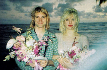 24 de febrero: A 26 años del matrimonio de Kurt Cobain y Courtney Love