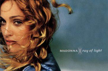 22 de febrero: 20 años de Ray of Light de Madonna