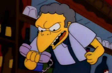 Los Simpson presentarán por primera vez al padre de Moe