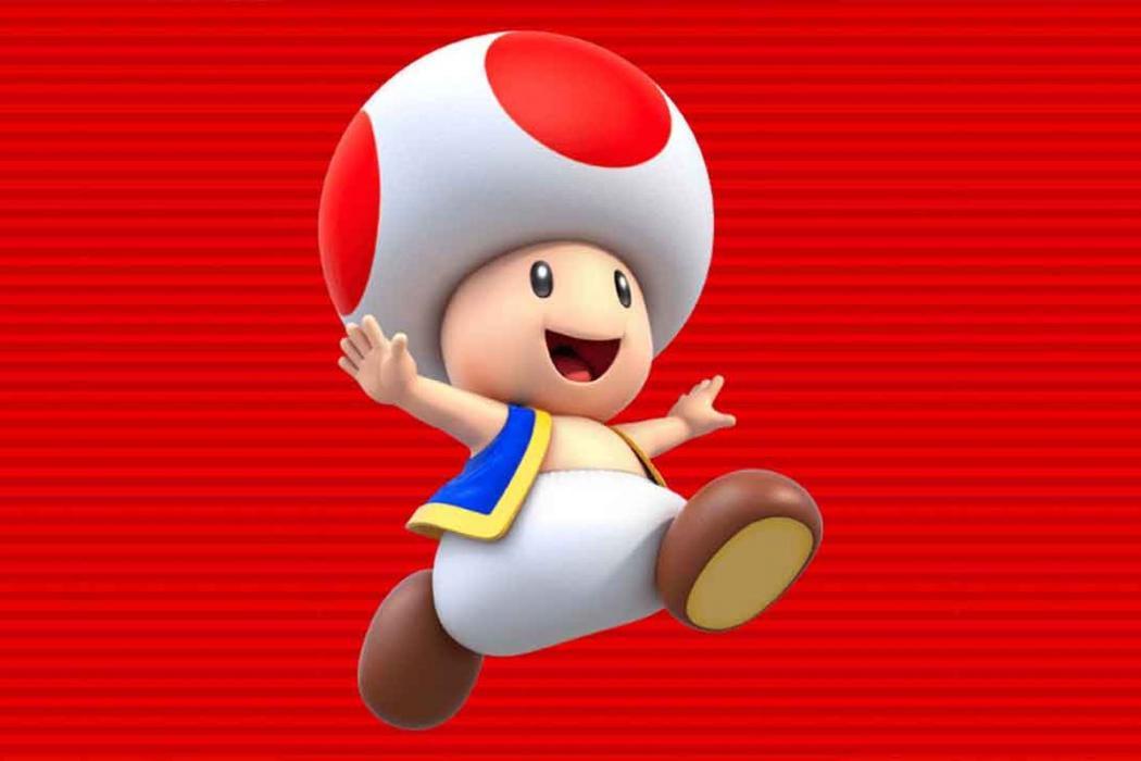 Nintendo responde a uno de los misterios más grandes de Toad