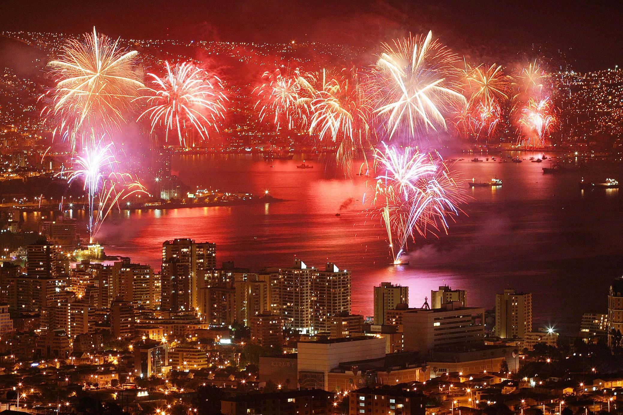 Fiesta Ano Nuevo Carnaval Radio Concierto