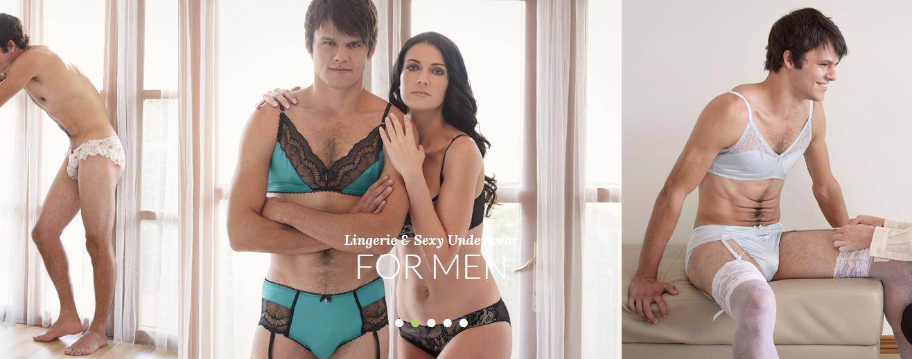 Hombres en ropa interior de mujer fotos 33