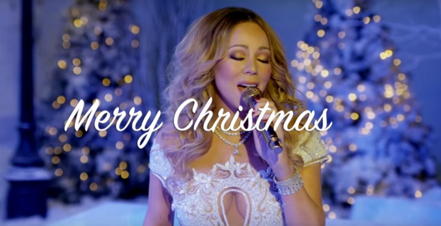 Feliz navidad! Mariah Carey lanza nuevos videos para celebrar estas ...