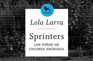 """Ganadores de una copia de la novela """"Sprinters"""" de Lola Larra"""