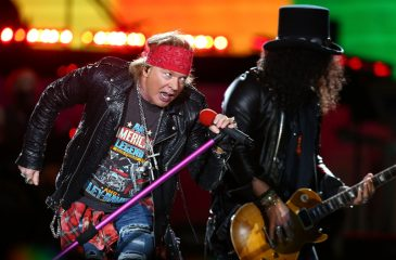 "Guns N' Roses liberó en versión acústica ""Move To The City"""