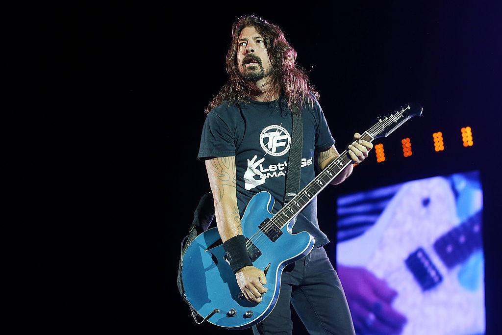 Dave Grohl confiesa que todavía no puede escuchar a Nirvana