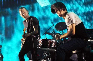 """Guitarrista de Radiohead reveló el miembro """"más salvaje"""" de la banda"""