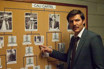 Revelaron los nuevos personajes de la cuarta temporada de Narcos