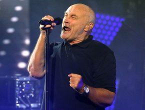 Phil Collins repasará sus grandes hits en su regreso a Chile