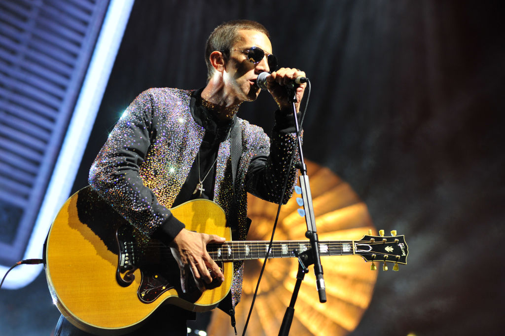 Richard Ashcroft cancela su show en Chile