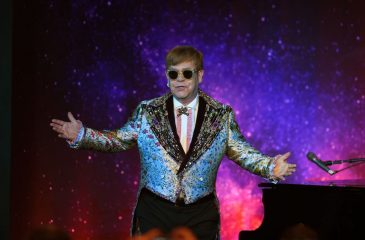 Anuncian la fecha de estreno de la película sobre Elton John