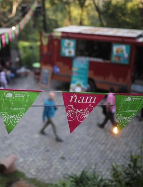 Participa por invitaciones para el Festival Ñam 2018
