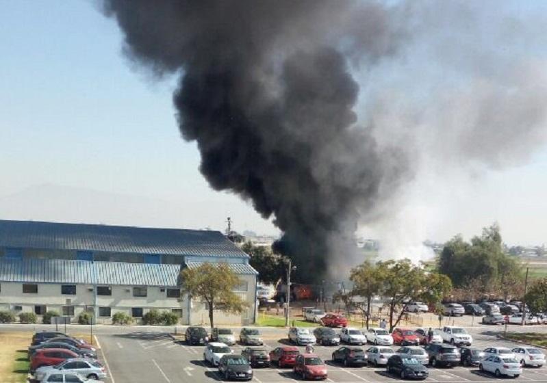 Dos oficiales de la FACH mueren tras caída de avión de instrucción