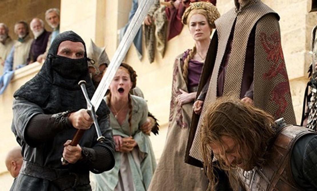 Sean Bean reveló qué murmuró Ned Stark antes de ser decapitado
