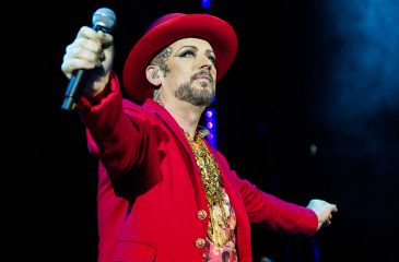 Boy George anuncia nuevo álbum de Culture Club