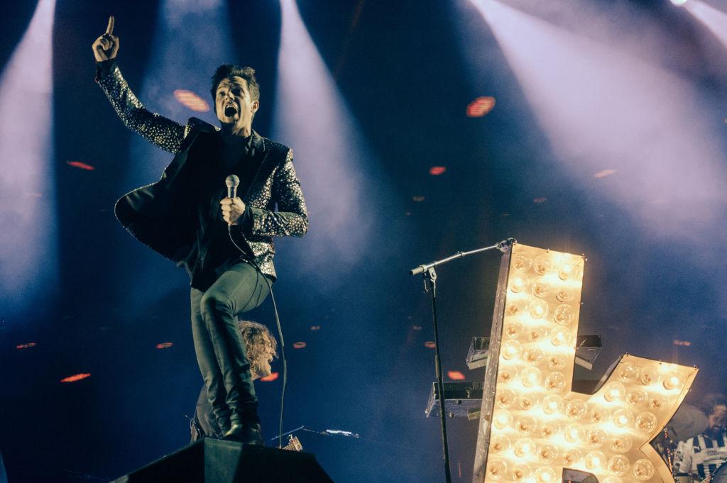 Liam Gallagher canceló su show en Lollapalooza tras cuatro canciones