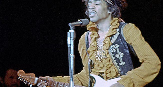 """Estrenan clip de Jimi Hendrix para la canción """"Lover Man"""""""