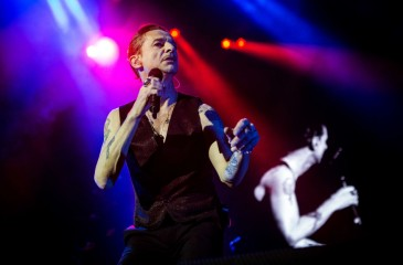Participa por invitaciones para Depeche Mode en Chile