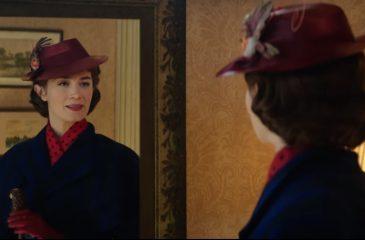 Revelan el primer adelanto de la nueva película de Mary Poppins