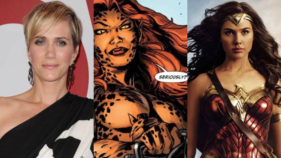 Wonder Woman 2: Confirman a Kristen Wiig como Cheetah