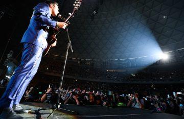 Imágenes del show de Gepe en Movistar Arena