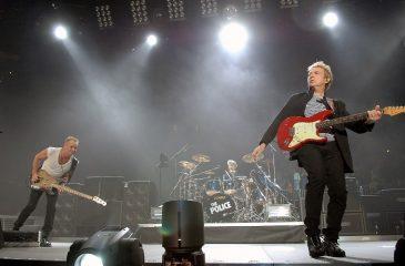 Guitarrista de The Police confirmó concierto en Chile