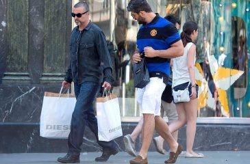 La familia de George Michael y su último novio pelean por la herencia del músico
