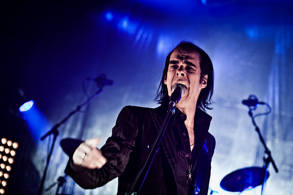 Nick Cave & The Bad Seeds fijó su regreso a Chile