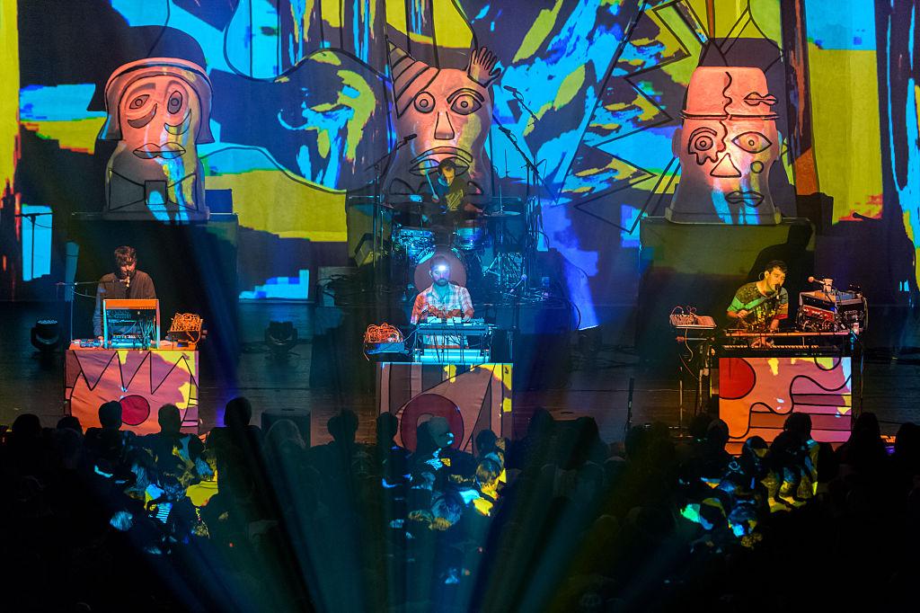 Animal Collective fijó su retorno a Chile
