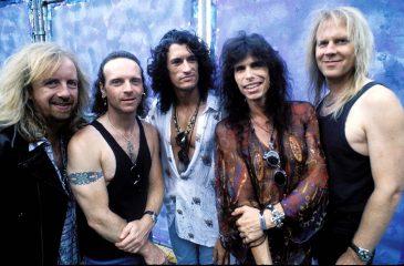 20 de abril: 25 años de Get a Grip de Aerosmith