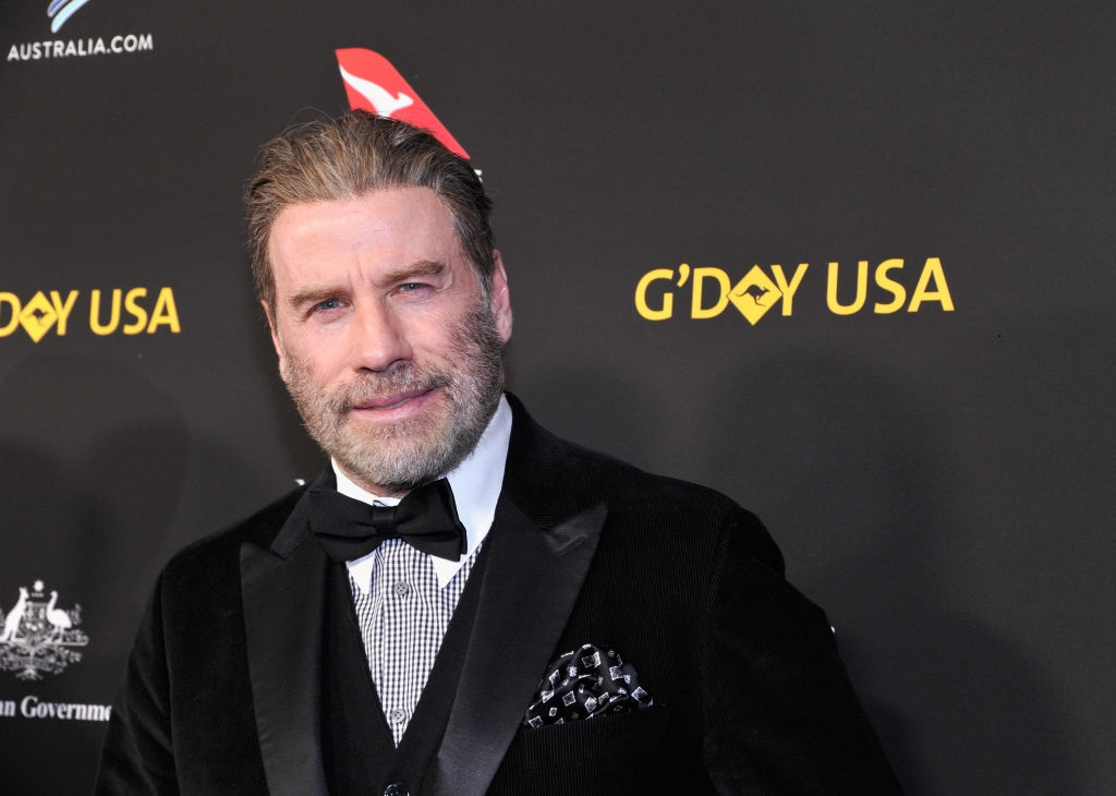 ¡Irreconocible! Mira la transformación de John Travolta para su nueva película