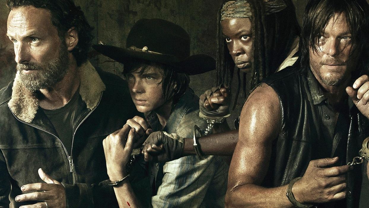 Lauren Cohan regresará para la temporada 9 de The Walking Dead