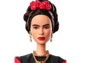 Prohibieron la venta de la Barbie de Frida Kalho en México